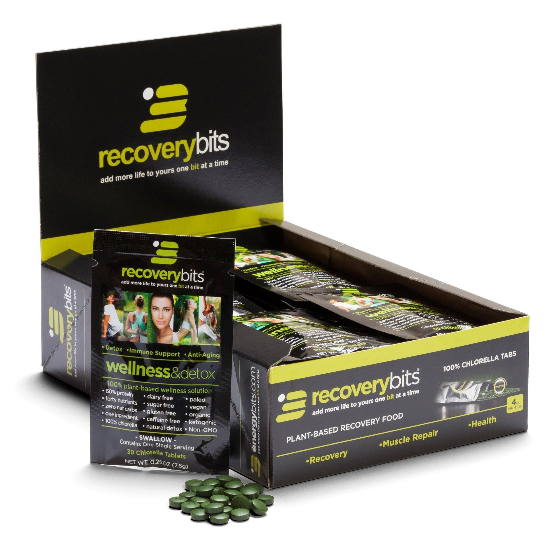 Amazon Com Energybits Pure Organic Spirulina Tablets
