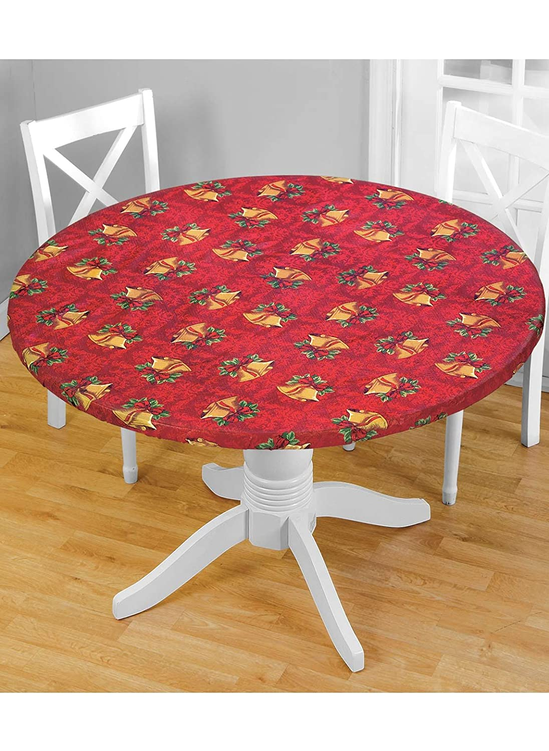 Fitted Tablecloths For Oval Tables Round With Fitted