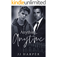 Anything, Anytime book cover