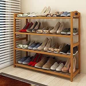 12PCS Space Saving Shoes Under Bed Organiser Super Lightweight Brown Beige