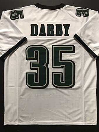 Unsigned Ronald Darby Philadelphia White Custom Stitched Football Jersey  Size XL New No Brands Logos dffcf9cbc