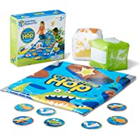 Learning Resources LER9544 Crocodile Hop - A Floor Mat Game 100 x 30 in