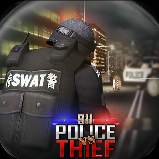 City Police Vs Murder Criminal - 3D Simulation and Shooting (Free Shooting Stick)