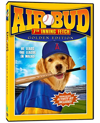 air bud seventh inning fetch dvd