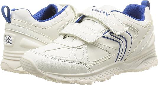 Geox J Bernie - Zapatillas de Deporte para niño: Amazon.es ...