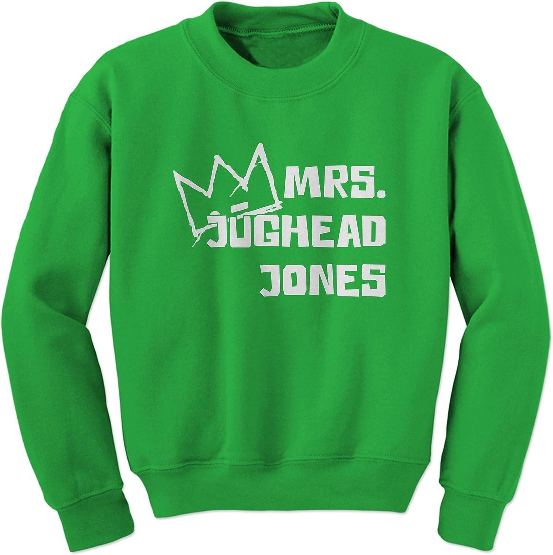Expression Tees Mrs Jughead Jones Crewneck Sweatshirt