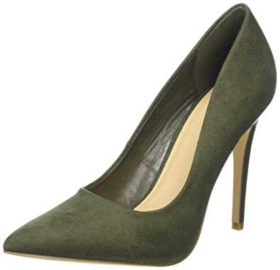 New Look Women s Scrumptious Closed Toe Heels B074QS9ND3