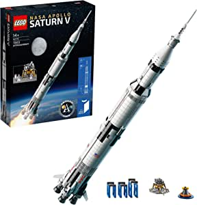 LEGO NASA Apollo Saturn V 92176