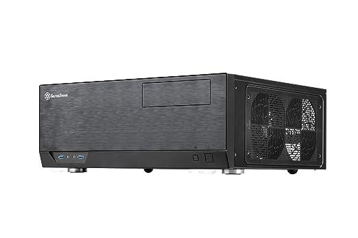24 opinioni per SilverStone GD09B Grandia 09 Case PC Desktop ATX, Nero