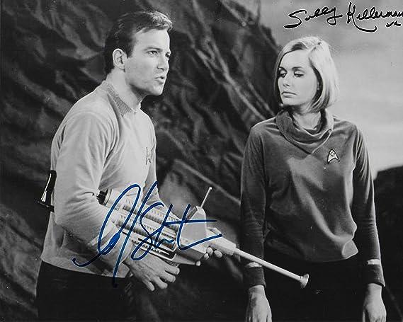 Cards & Papers Entertainment Memorabilia Learned Sally Kellerman Signed Card Autographed Signature Star Trek