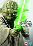 Star Wars: The Prequel Trilogy (Episodes I-III) [DVD] [1999] [UK Import]