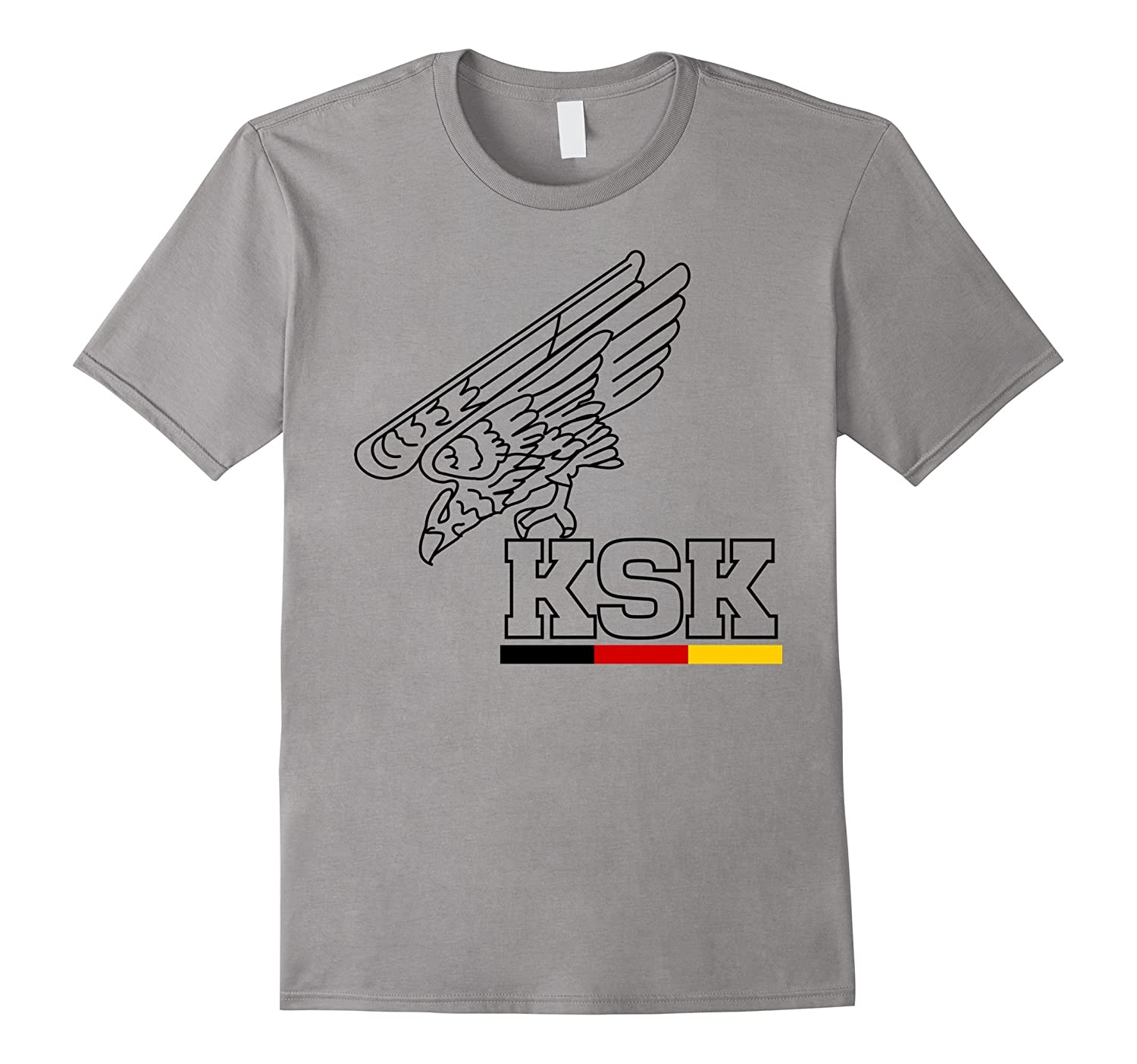 German Special Forces, NATO KSK T-Shirt-Art