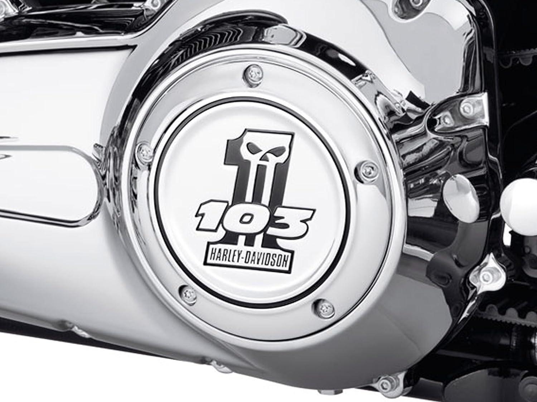 Tapa Encendido Embrague Logo 103 Number One Skull Harley Davidson: Amazon.es: Juguetes y juegos