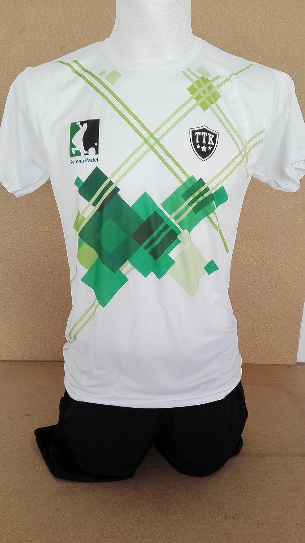 Camiseta Padel Siux Hombre: Amazon.es: Deportes y aire libre