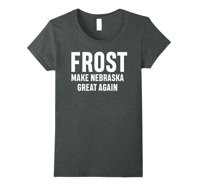 Frost Nebraska Great T Shirt Cranberry-Veotee