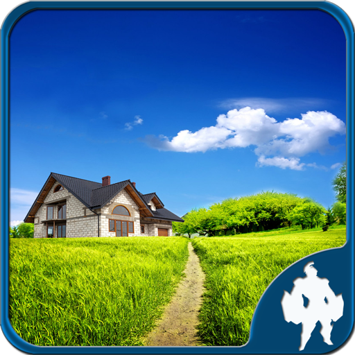 Countryside Jigsaw Puzzles (Play Outline Christmas)