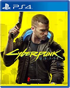 Cyberpunk 2077 for PlayStation 4 - Standard Edition