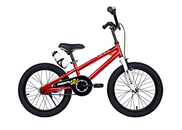 4bfa7b3b22a4 RoyalBaby BMX Freestyle Kids Bike, Boy's Bikes and Girl's Bikes with  Training Wheels, Gifts