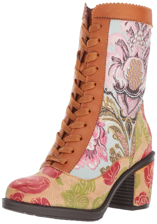 L'Artiste by Spring Step Women's Casandra Boot B06XKTHSHM 41 EU/9.5 - 10 M US|Camel