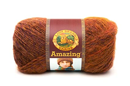 Amazon Lion Brand Yarn 825 204q Amazing Yarn Mesa