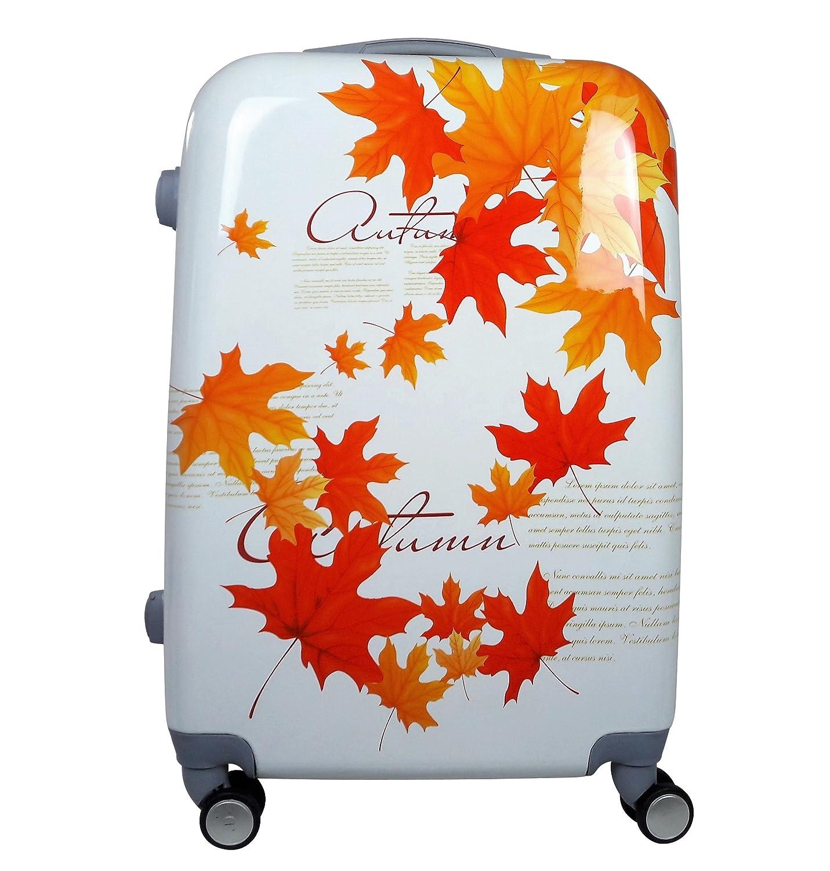 QTC. Autumn - Maleta Naranja QTC-9129-autumn-M)  extra-large: Amazon.es: Equipaje