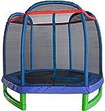 Merax 7FT Kids Trampoline and Enclosure Set