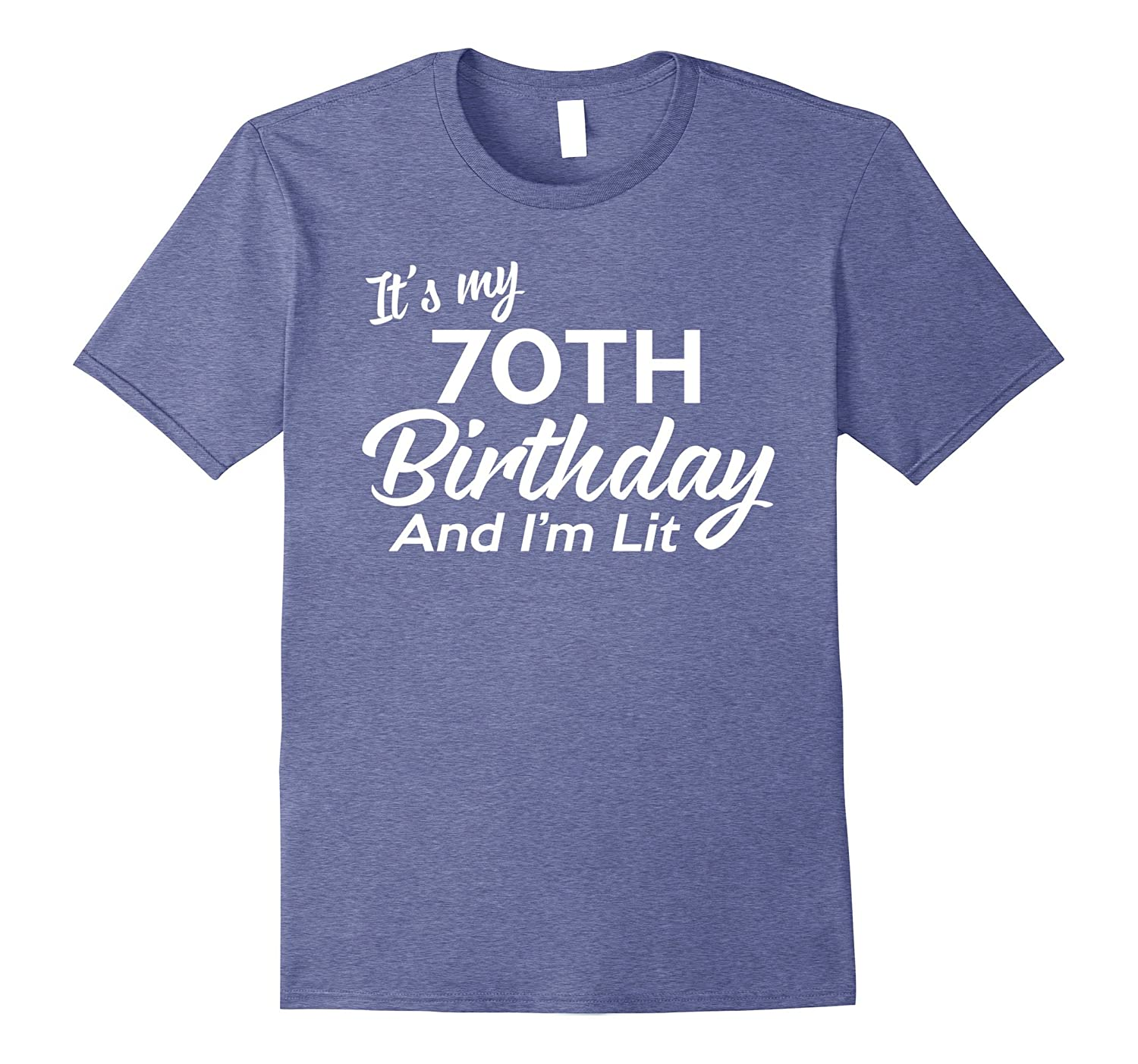 70th Birthday Gift Ideas For Herhim 70 Year Old Shirt PL