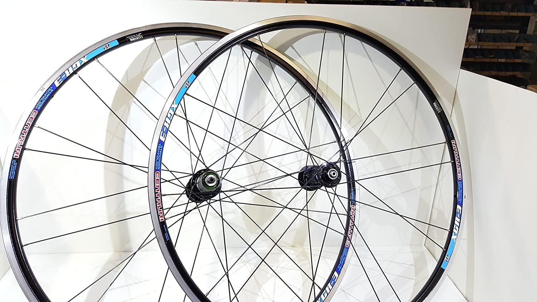 Paar Räder Xero xcr-3 schwarze schwarze xcr-3 42653c