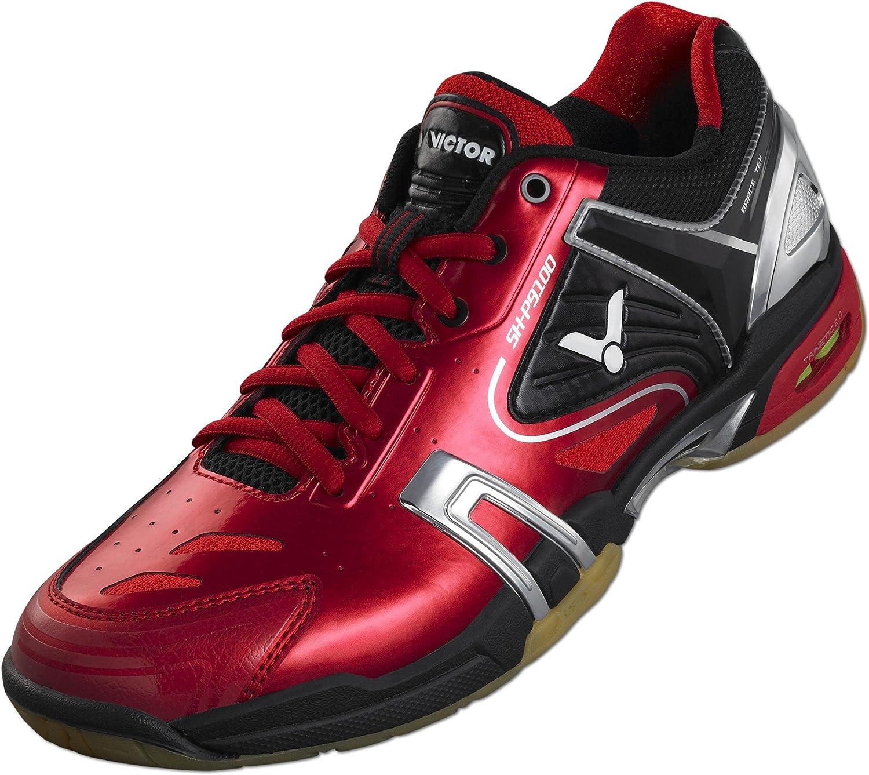 Victor - Zapatillas de deporte unisex 43 EU|Rojo
