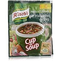 Knorr Cup Soup - Manchow Veg, 12g Pouch