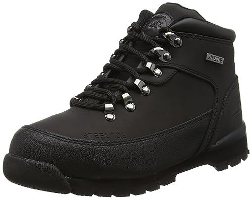 Groundwork - Calzado de protección para hombre, color negro, talla 44