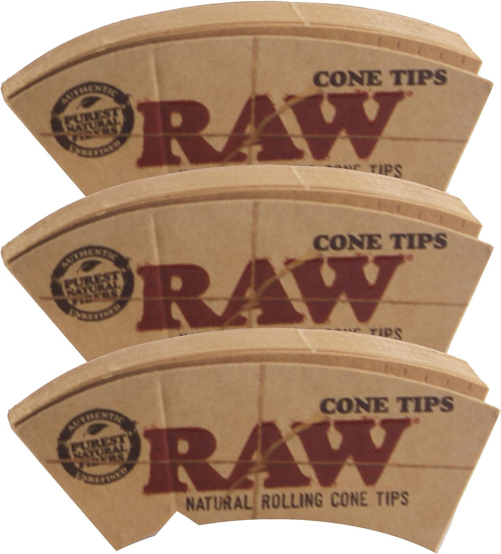 RAW Cone Tips - 3 Pack by RAW: Amazon.es: Salud y cuidado personal