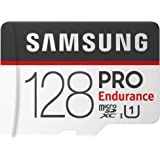 Samsung PRO Endurance 128GB Micro SDXC Card with Adapter - 100MB/s U1 (MB-MJ128GA/AM)