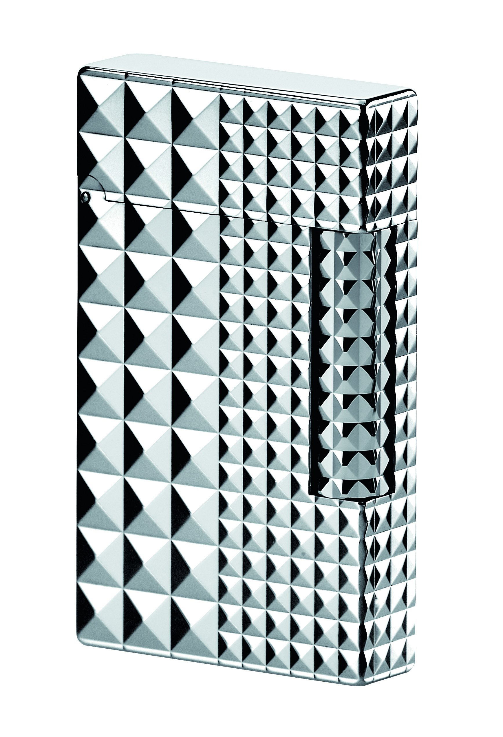 S.T. Dupont Palladium Line 2 Lighter - Diamond heads by S.T. Dupont (Image #1)
