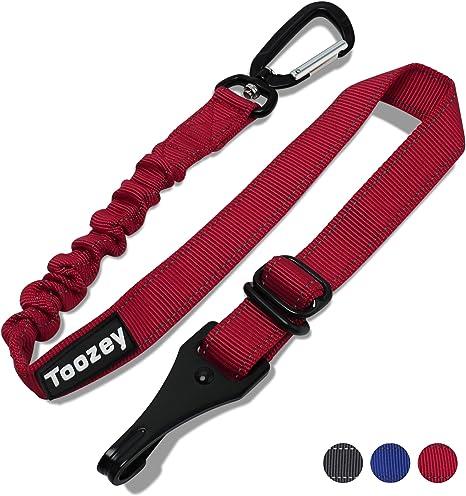 Toozey Arnés de Seguridad para Perros Cinturón de Seguridad para ...