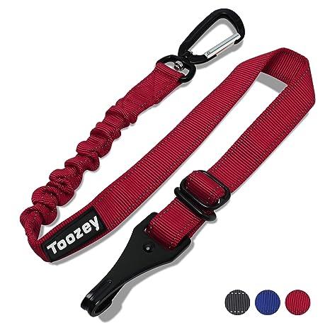 Toozey Arnés de seguridad para perros Cinturón de seguridad ...