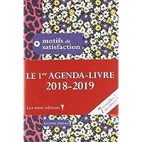 Motifs de satisfaction 100735808 Agenda 2018-2019 1 Jour par page 12 x 17 cm