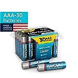 Rayovac AAA Batteries, Alkaline Triple A