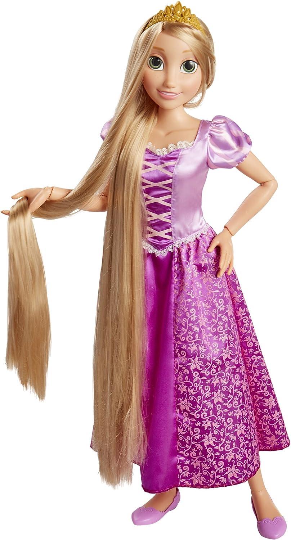 Dodheah Rapunzel Per/ücke Kinder Einhorn Per/ücke Z/öpfe Haarspange Haarseil Kinder Haarschmuck M/ädchen Geschenk f/ür Geburtstagsfeier Cosplay