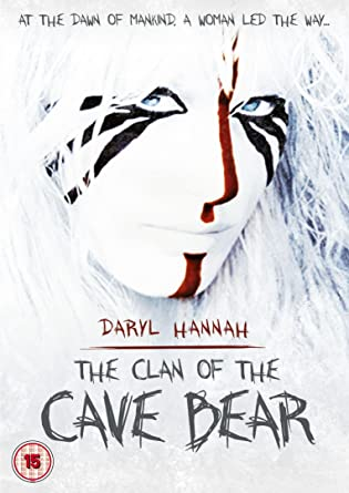 The Clan Of The Cave Bear Dvd Amazon Co Uk Daryl Hannah Michael