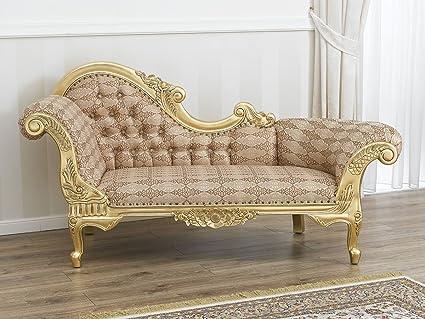 Simone Guarracino Divano dormeuse chaise longue stile Barocco ...
