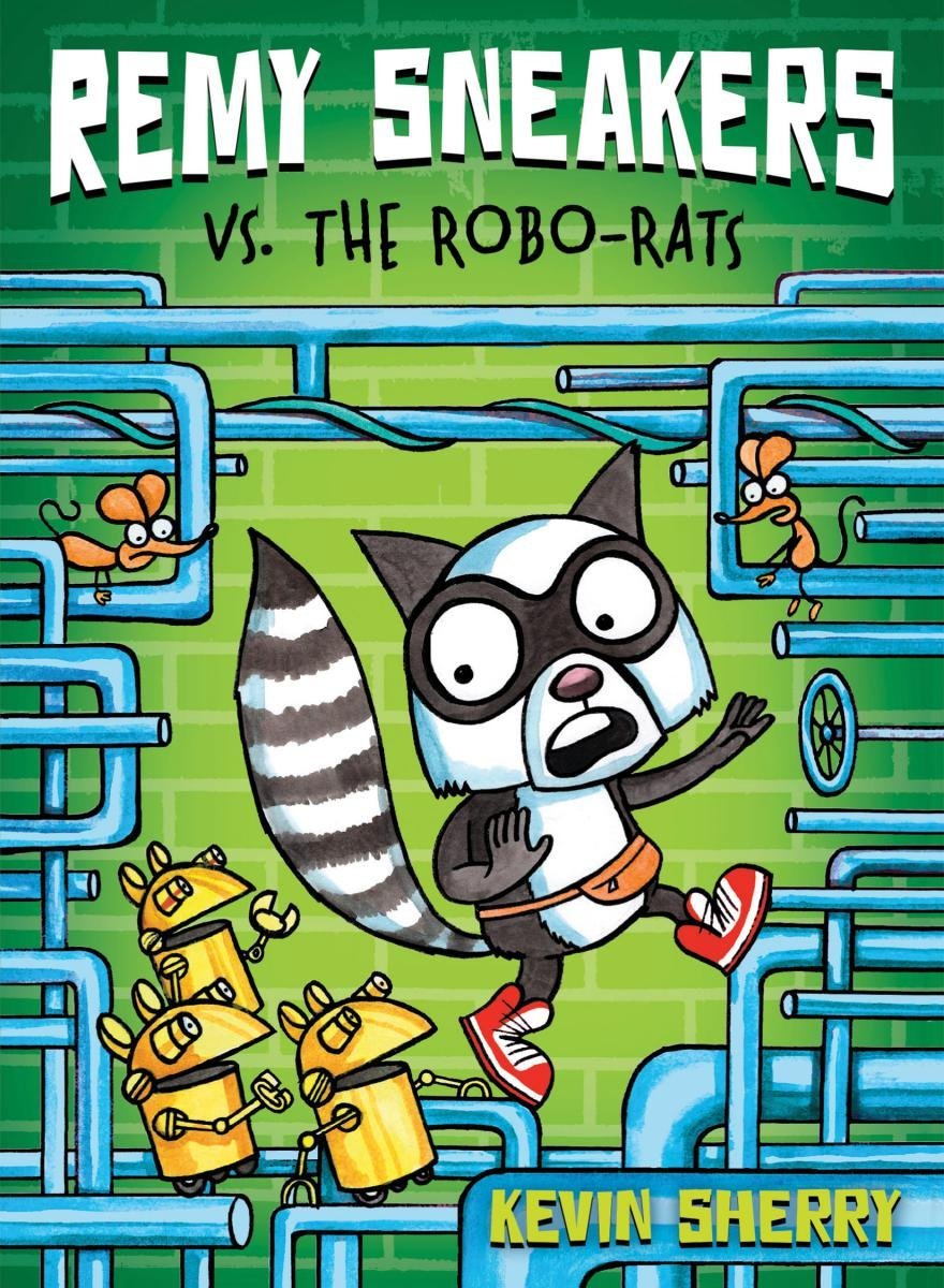 Remy Sneakers vs Robo Rats