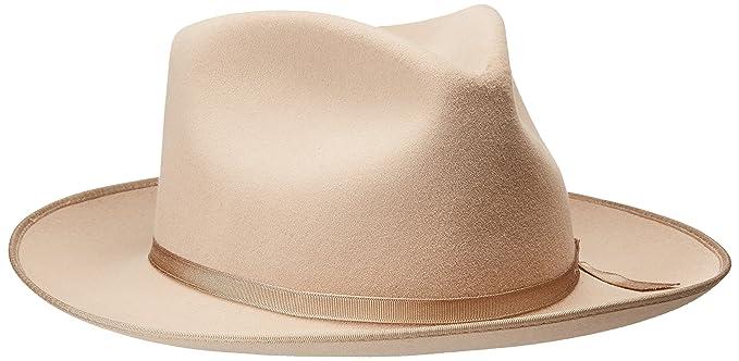 9a42fb9f Stetson Men's Stratoliner Royal Quality Fur Felt Hat at Amazon Men's  Clothing store: