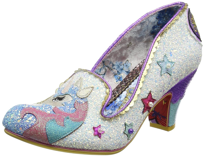Irregular Choice Little Misty - Zapatos de Tacón con Punta Cerrada Mujer 37 EU