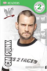 DK Reader Level 2: WWE CM Punk Second Edition (DK Readers: Level 2) Hardcover