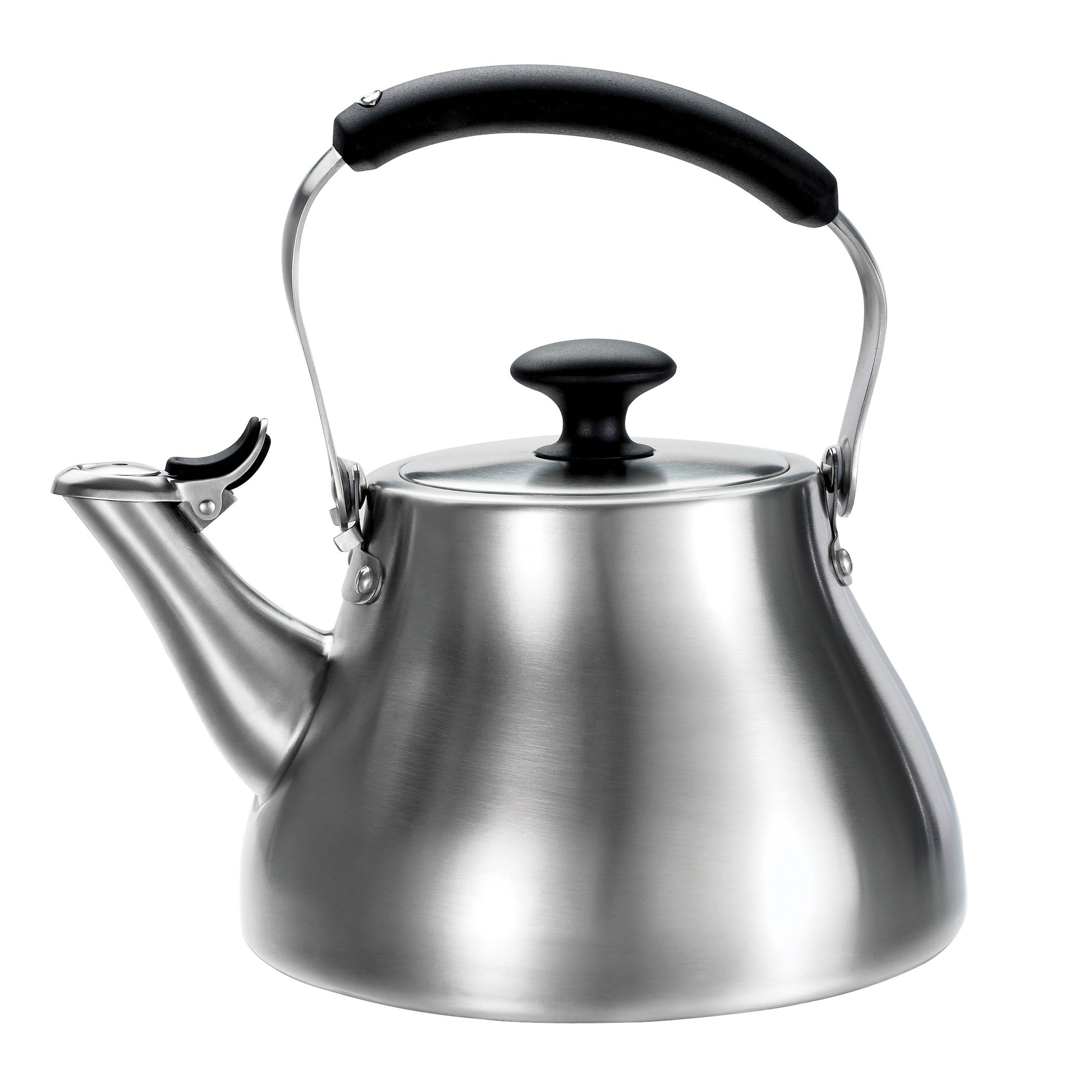 OXO Good Grips Classic Tea Kettle, Brushed Stainless by OXO