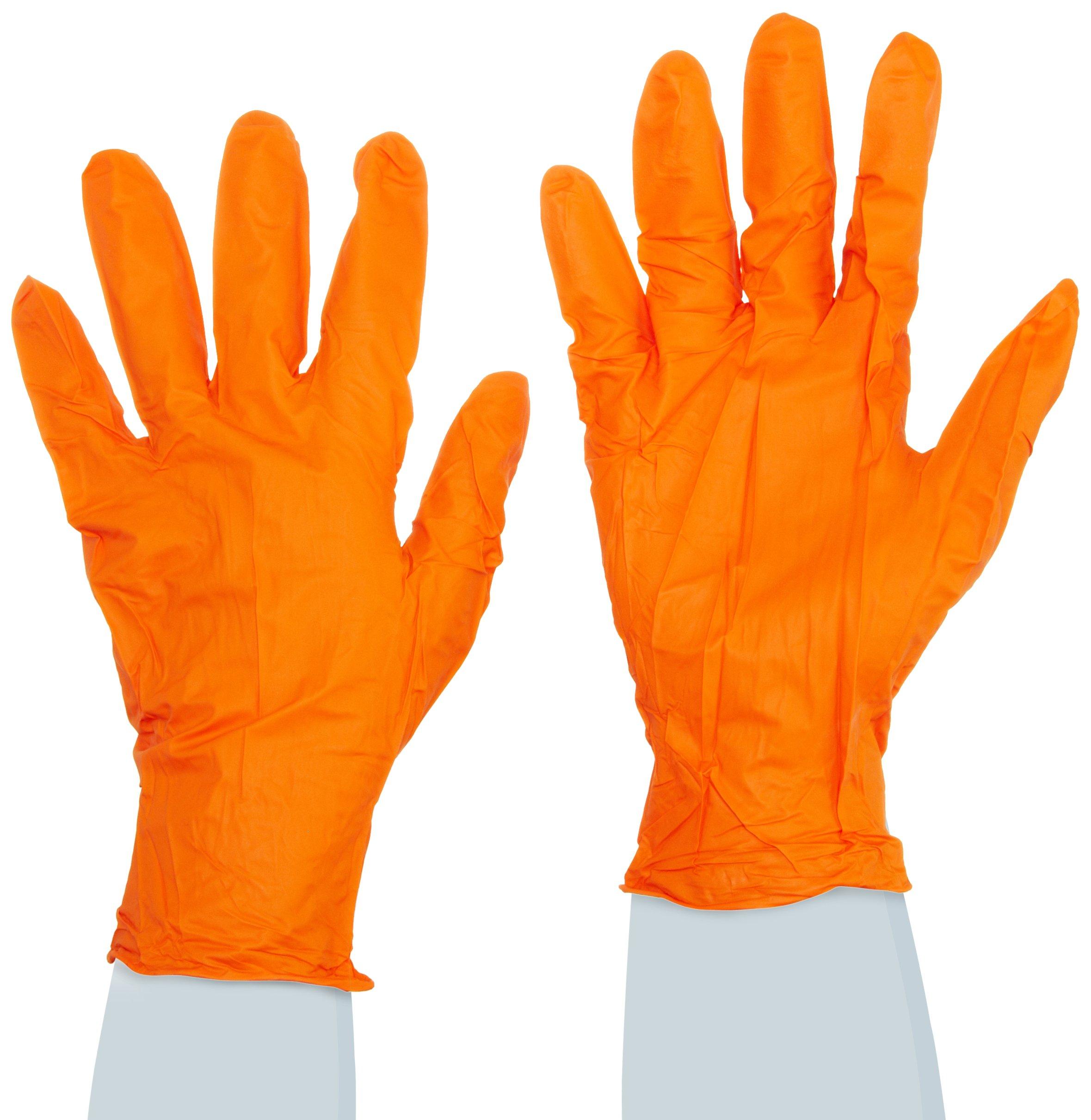 High Five Blaze N485 Series N48 Nitrile Exam Glove, XX-Large (Case of 10)