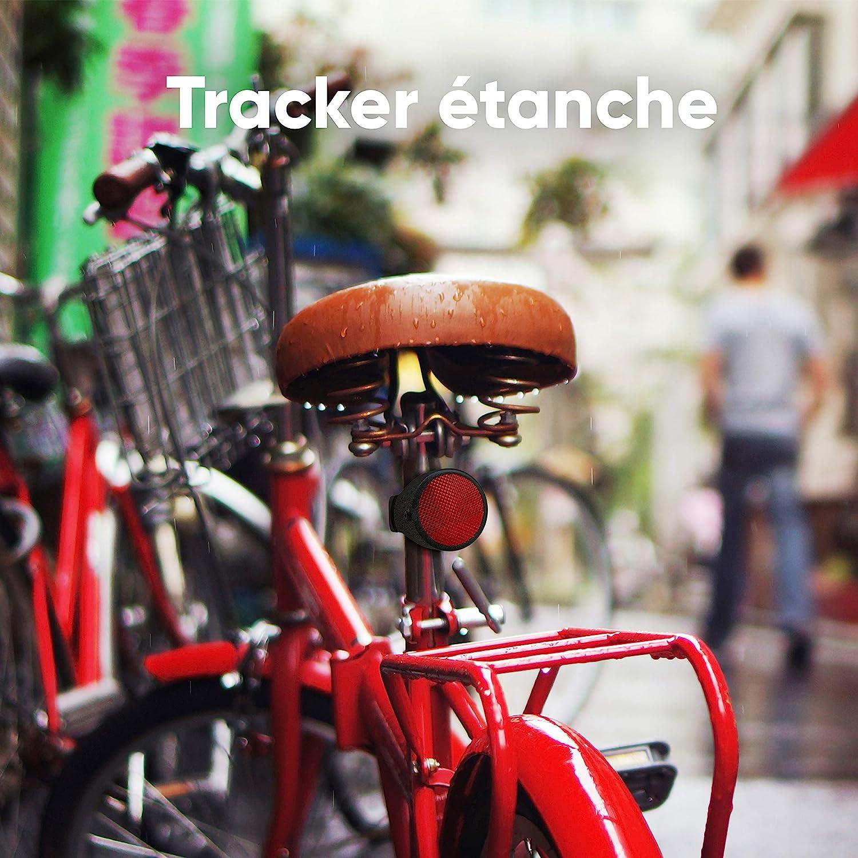 Invoxia Bike Tracker - Traceur GPS Antivol Vélo
