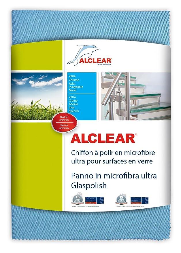 11 opinioni per Alclear 820051UM- Panno lucidante in microfibra ultra, blu, 70x 50cm