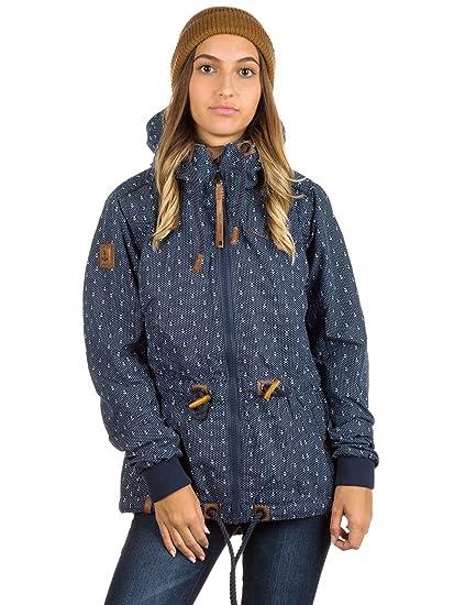 Naketano Damen Jacke Schmusibumsi Jacket